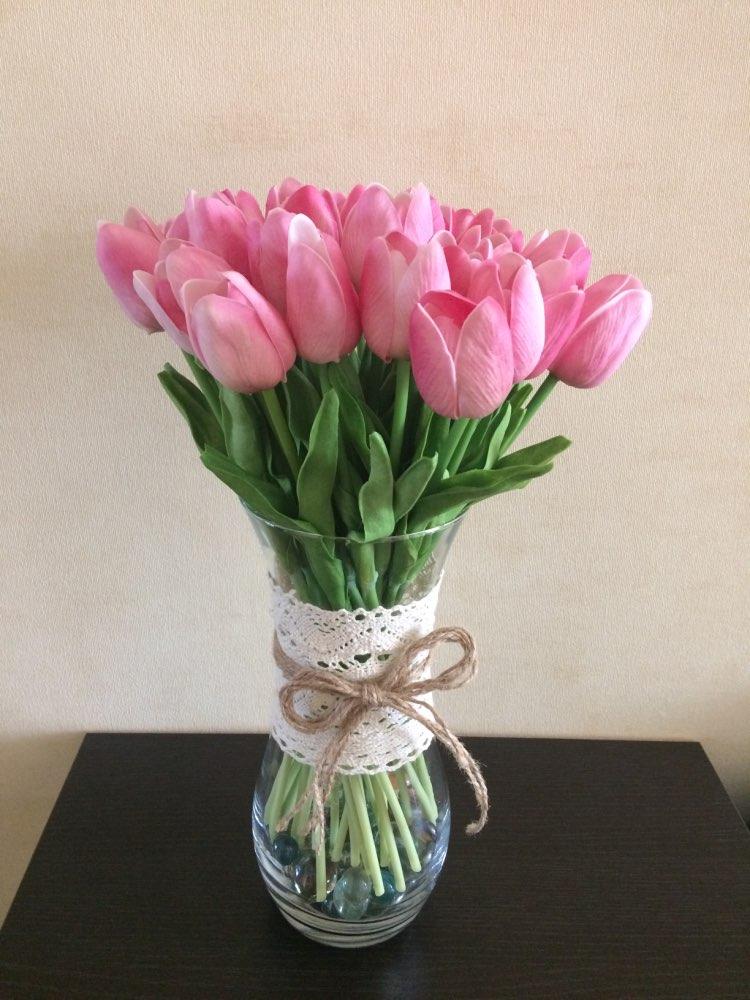 Sztuczne Tulipany Jak żywe Czajna Pl