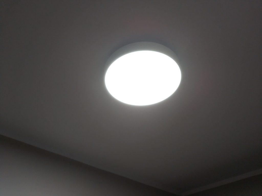 Plafoniere Smart : Xiaomi yeelight smart led ceiling light white ylxd yl plafoniere